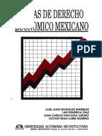 Temas de Derecho Economico BAJO Azcapotzalco