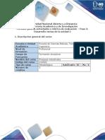 Guia de Actividades y Rubrica de Evaluacion- Paso 3. Desarrollo Temas de La Unidad 2