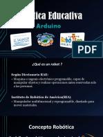 Robótica Educativa CTT