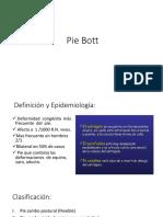 Pie-Bott