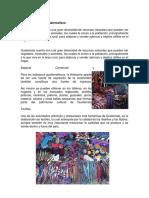 Artesanía Popular Guatemalteca