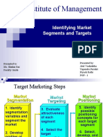 Segmentation & Targetingccc