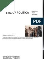Etica y Politica-luis Vargas Manchego