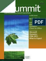 Summit Magazine Fall 2010