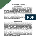 Kasus Mkas Di Indonesia