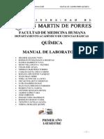 Guía de Química Médica II Práctica