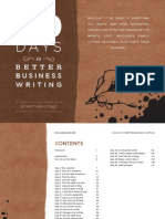 30 Days to Better Business Writing 17