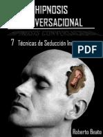 7 Tecnicas de Seduccion Inconsciente, Hipnosis