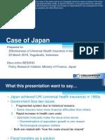 Case of Japan