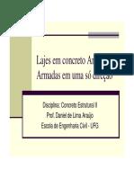 Aula 2_ lajes - Lajes armadas em uma só direção.pdf