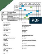 Calendário de Oferta 2018.1