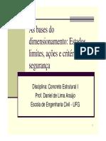 Aula 3_As bases do dimensionamento_ estados limites - ações - segurança.pdf