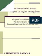 Aula 5_Dimensionamento à flexão simples de seções retangulares.pdf
