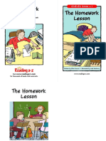 the homework lesson