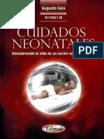Cuidados Neonatales - A. Sola Tomo 2 - 2011 (813 Pág.)