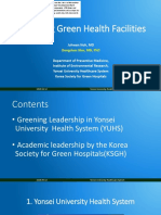 Designing Green Health Facilities