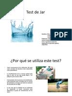 Test de Jar