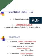 MECANICA CUANTICA.pps