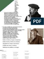 Neruda y Parra
