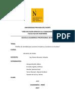 Mecanica-De-fluidos T2 Avance Estructura