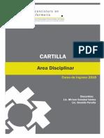 Cartilla Enfermeria 2018