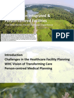 Innovation in Integrated and Person-centered Facilities