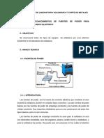 INFORME NRO 1 DE LABORATORIO SOLDADURA Y CORTE DE METALES.docx