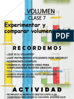 El Volumen.ppt Clase 7