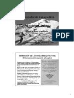 Desarrollo Geotectonico Ecuador