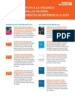 Essentials for Addressing VAW Key References Es