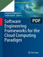 Software Engineering Frameworks