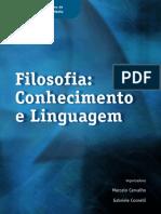 Apostila - Filosofia - Conhecimento e Linguagem.pdf
