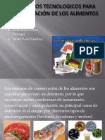 Conservacion de Alimentos Micro