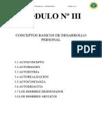 Modulo III Imprimir Dp