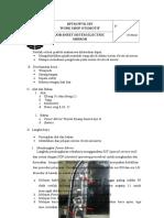 Job Sheet Sistem Electrical Mirror