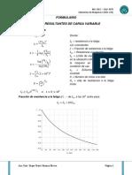 FORMULARIO Carga Variable