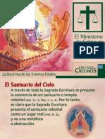 # 24 EL MINISTERIO DE CRISTO EN EL SANTUARIO CELESTIAL.ppt