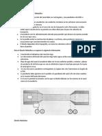 Consideraciones de Diseño Hidráulico