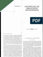 Osorio Romero_Historia de Las Bibliotecas Novohispanas