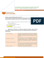 Actividad 1 Modulo Dos Marco y Parámetros Curriculares Para La Educación Indígena