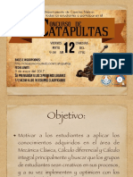 catapulta presentacion