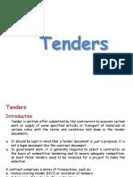 Tender