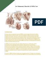 Chronic Obstructive Pulmonary Disorder