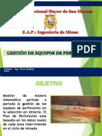 Gestion de Equipos de Perforación Subte y Open Pit (1)