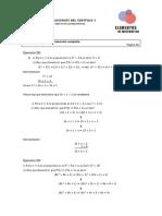 Solucionario Capitulo 1 Desde Ejercicio 28 de La Seccion 3 Hasta Ejercicio 60 de La Seccion 5.