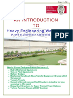 Heavy Engineering Workshop Brochure 2013