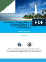 Laporan Akhir Kabupaten Belitung
