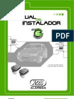 manual instalador x28e