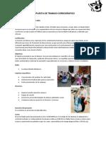 Ejemplo de Propuesta de Trabajo DOC