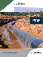 Terram Pipeline and Utility Brochure Feb 2015LR